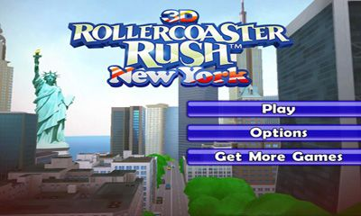 3D Rollercoaster Rush New York 1.5
