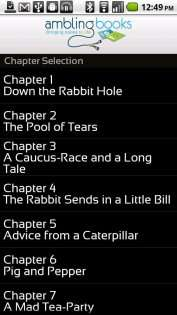 Ambling BookPlayer Lite 2.13