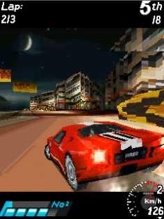 Asphalt: urban GT 3D