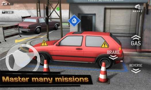 Backyard Parking 3D 1.63