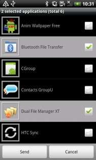 Bluetooth File Transfer 5.58