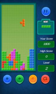 Brick puzzle: Fill tetris 1.0