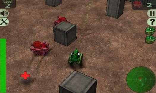 Crazy Tanks Lite 1.09