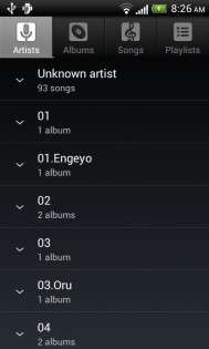 Default Music Player 10.0