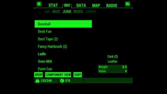 Fallout Pip-Boy 1.2