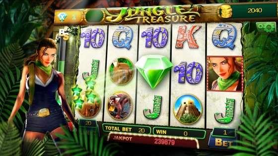 Jungle Treasure 1.7