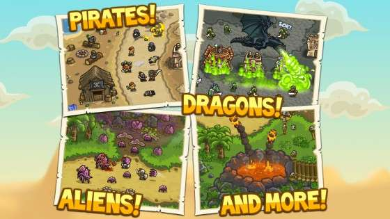 Kingdom Rush Frontiers 1.2.0