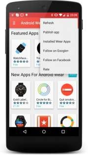 Магазин для Android Wear 1.4