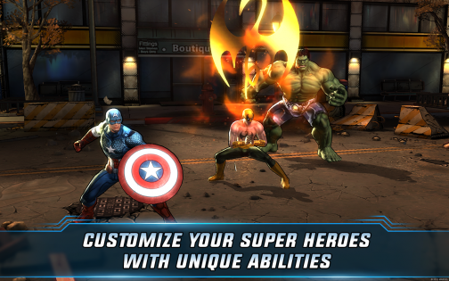 Marvel: Avengers Alliance 2 1.3.2