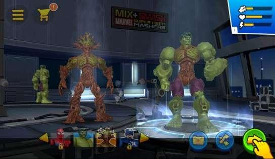 Mix+Smash: Marvel Mashers 20000