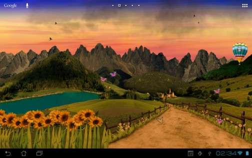 Mountain Live Wallpaper 4.1
