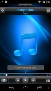 MP3 Player 2.5