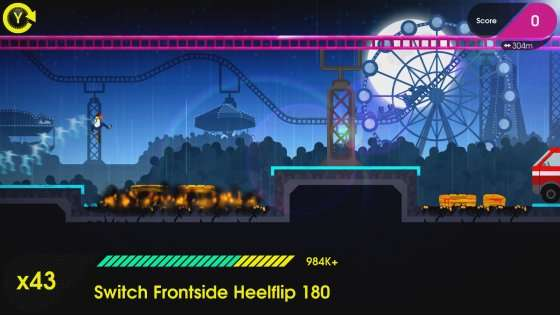 OlliOlli2: Welcome to Olliwood 1.0.8