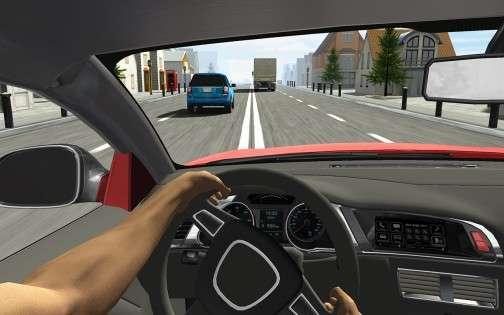 Racing in Car 1.3