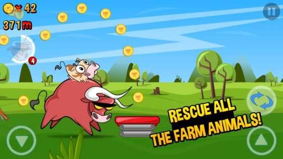 Run Cow Run 1.86