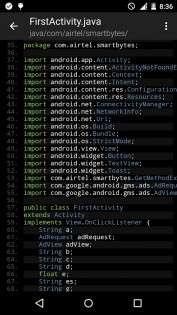 Show Java 2.1.0