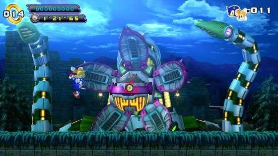 Sonic 4 Episode II THD 1.4