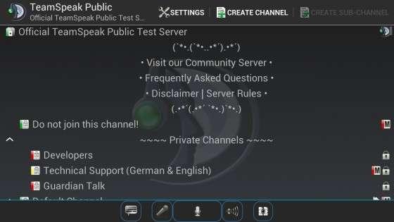 TeamSpeak 3.0.23.0