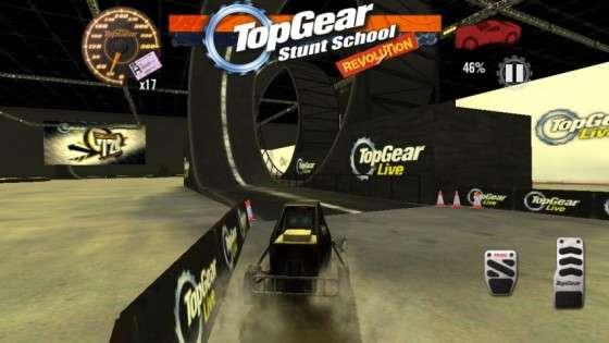 Top Gear: Stunt School SSR 18