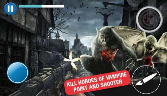 Vampire Wild Shooting 1.0