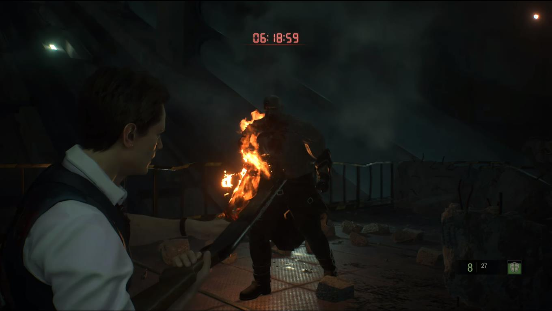 Концовка Resident Evil 2 Клэр
