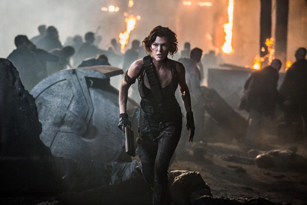 фильм Resident Evil